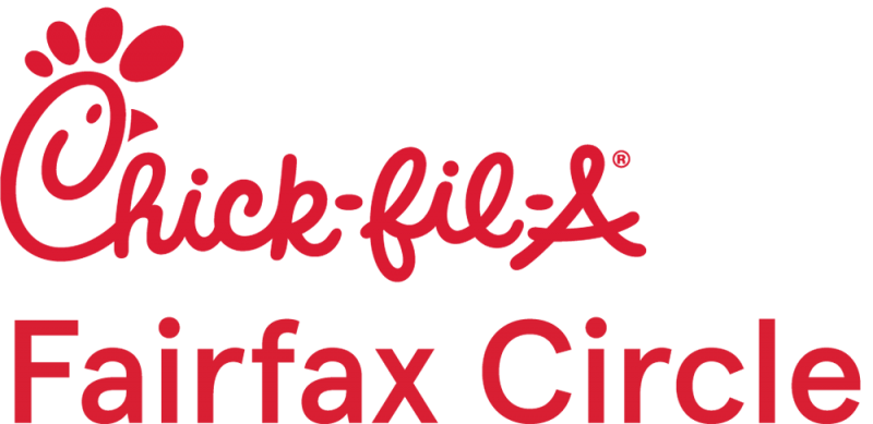Chick-fil-A Fairfax Circle Logo Verticle