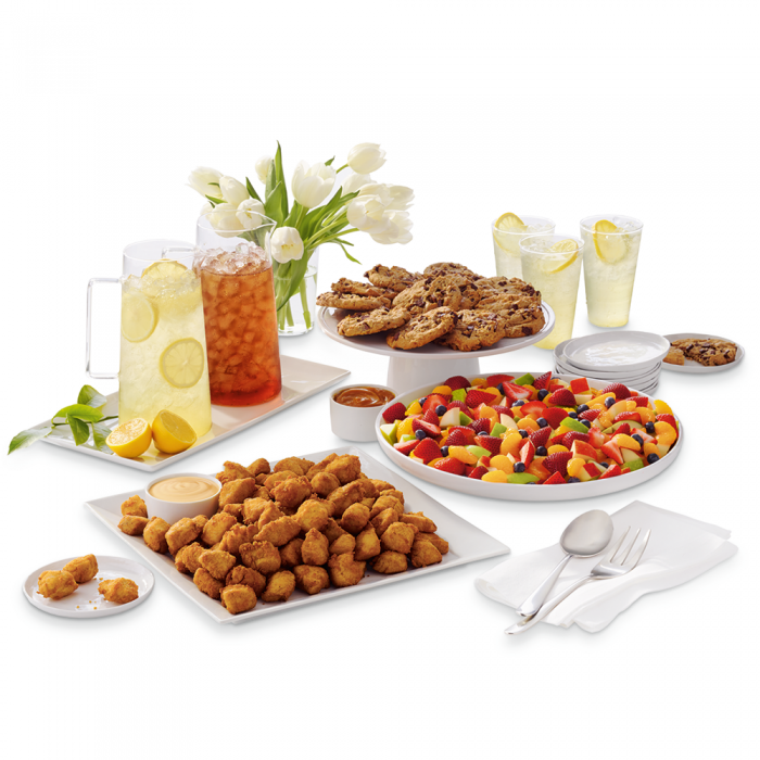 Chick-fil-A Catering Tray Variety